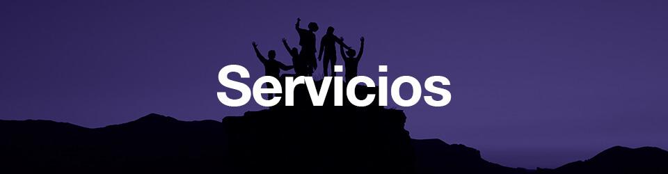Botón: Servicios